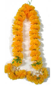Small puja garland