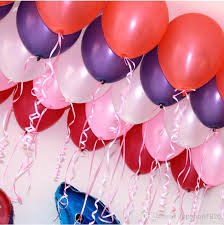 Helium Balloons Delivery Delhi Buy Birthday Items Online
