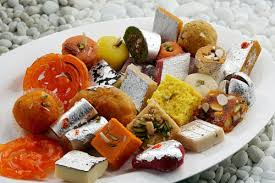 1/2 kg assorted sweets platter