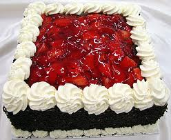 5 star 2 kg Strawberry cake