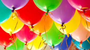 50 helium balloons for Pune only