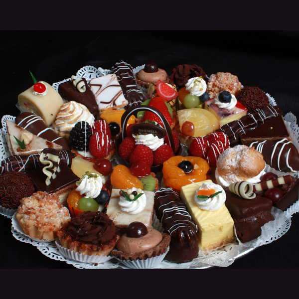12 Assorted Pastries